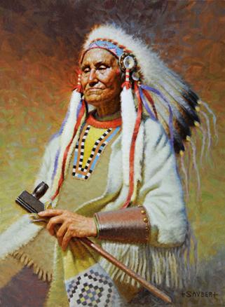 Patriarch South Piegan